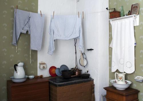 Viita-museon keittiö