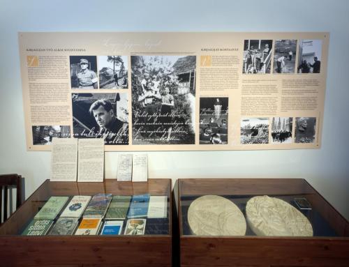 Viita-museon vitriini